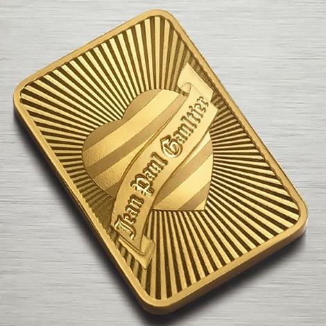 Lingotto d'oro Gaultier