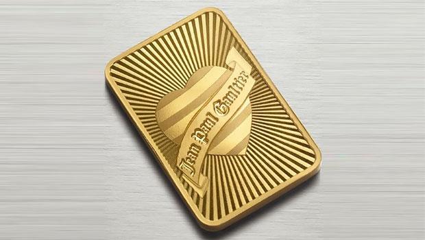 Un lingotto d'oro firmato Dillon e Paul Gaultier